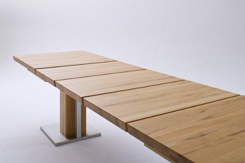 Massivholz esstisch ausziehbar kernbuche com forafrica for Massivholz tische zum ausziehen