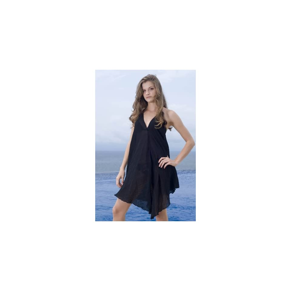 d694cb52b3 Mud Pie Ladies Swim Cover up Dress Strapless (Small) on PopScreen
