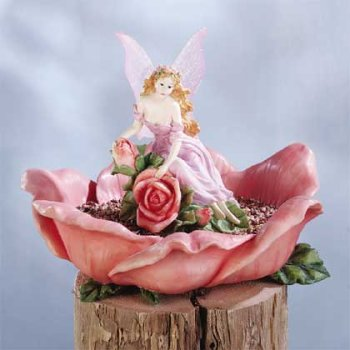 Cheap Fairy and Roses Birdfeeder (B00076S37E)