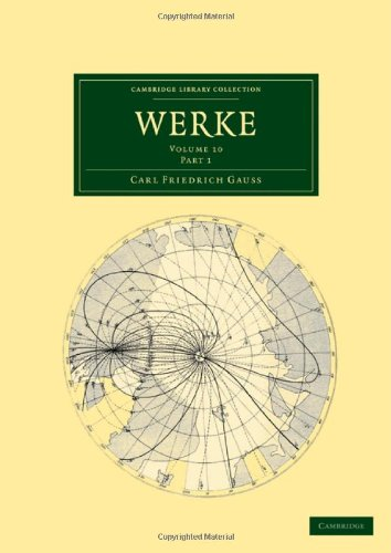 Werke (Cambridge Library Collection - Mathematik)