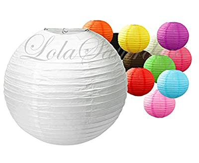 LolaSaturdays Paper Lanterns