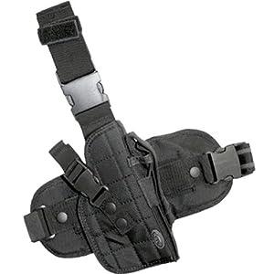 Fit Drop Leg Pistol Holster For Colt SIG Beretta S&W Ruger Hk