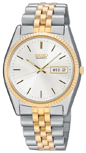 Men's Seiko® Two Tone Watch
