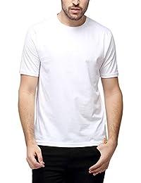 Campus Sutra Men Round Neck T-Shirt