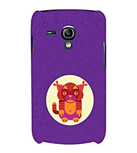 EPICCASE Innocent thing Mobile Back Case Cover For Samsung Galaxy S3 Mini (Designer Case)