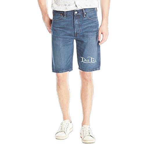 CEDAEI Das Tal Classic Mens 505 Short Jeans RoyalBlue Half Pants (Starbucks Coffee Maker Games Free compare prices)