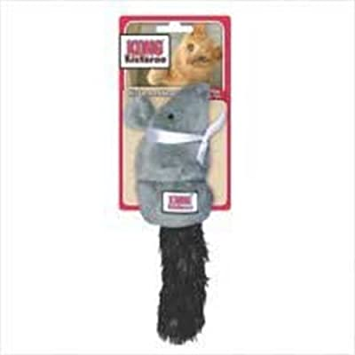 KONG Cat Kickeroo Mouse Catnip Toy (Assorted) by Kong Company