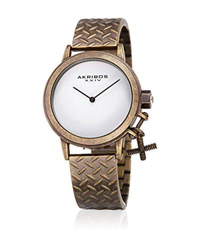 Akribos XXIV Reloj con movimiento cuarzo japonés Woman AK966BZ 38 mm