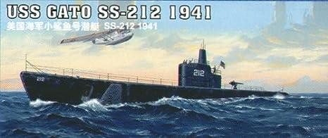 Sous-marin USS SS-212 Gato 1941