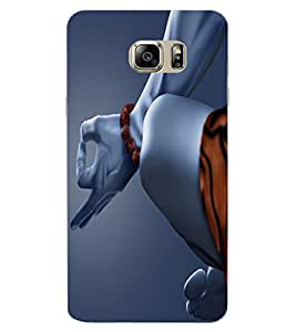 ColourCraft Lord Shiva Design Back Case Cover for SAMSUNG GALAXY NOTE 7 DUOS