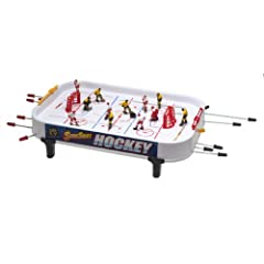 POOF-Slinky 33207BL IdealSure Shot Hockey Tabletop Game by Ideal