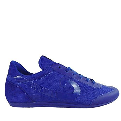 Cruyff Vanenburg X Lite Seta Scamosciata 45 Firm Blu