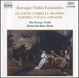 Baroque Violin Favourites (Huang, Kim)