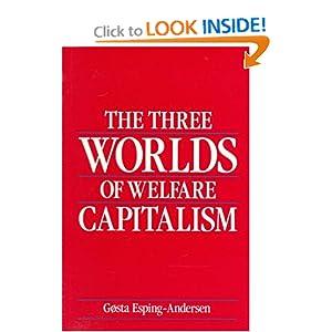 Amazon.com: The Three Worlds of Welfare Capitalism (9780691028576 ...