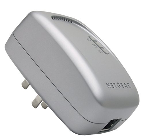 Netgear XE102 14Mbps Powerline Ethernet Adapter