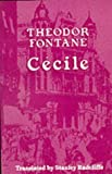 Cecile (0946162433) by Theodor Fontane