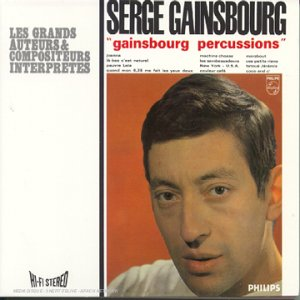 Serge Gainsbourg - Gainsbourg Percussions - Zortam Music