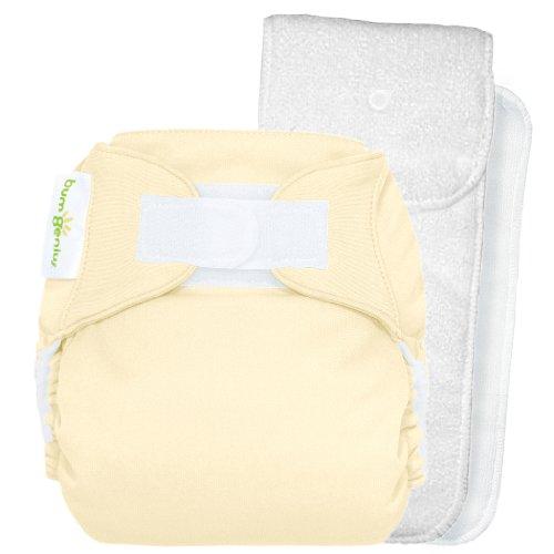 Bumgenius One-Size Hook & Loop Closure Cloth Diaper 4.0 - Noodle front-638942