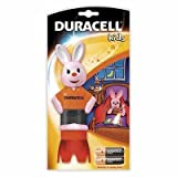 Duracell Kids Bunny Torch / Flashlight - 2 Duracell Plus AA Size Batteries Includedby Duracell