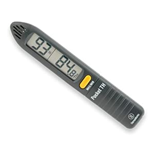 Pocket Temperature/Humidity Meter