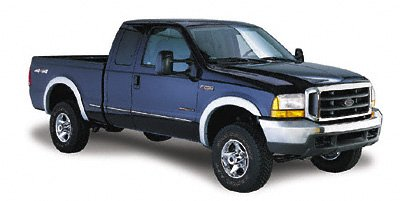 Bushwacker Ford Street Flares Set of 4 (1992 Ford F250 Fender Flares compare prices)
