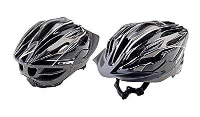 Claud Butler CBR Mens Gents Bike Bicycle Safety Helmet Black 58-61cm by Claud Butler