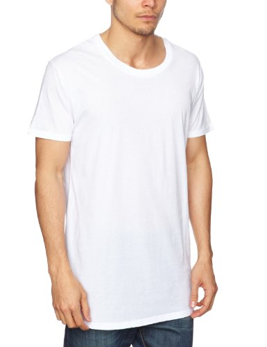 Popissue Futuristic Zoe Men's T-Shirt White Small