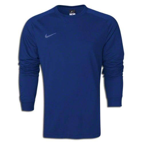 Nike Long Sleeve Park Goalie II Replica Soccer Jersey Navy L discount price 2014