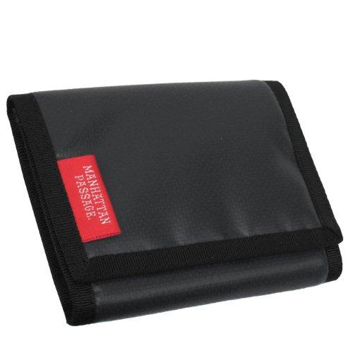 manhattan passage マンハッタンパッセージ [ポケレット] 3つ折財布 2010v ブラック