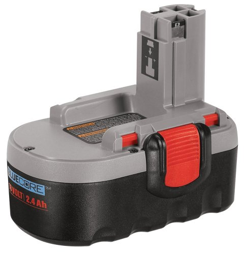 Bosch BAT181 BlueCore 18-Volt 2.4 Amp Hour NiCad  Battery