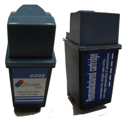 HP Druckerpatronen Refill c6614 + 51649 Nr. 20 + 49 Youprint