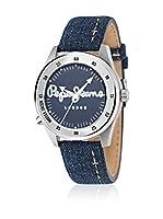Pepe Jeans Reloj con movimiento cuarzo japonés Man DISCO-TECH 43 mm