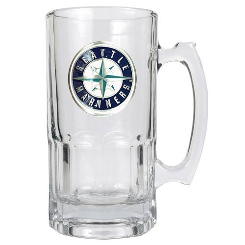 MLB Seattle Mariners 1-Liter Macho Mug (Primary Logo) at Amazon.com