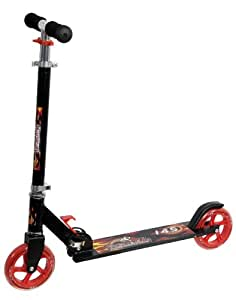 REBEL Scooter Flame, red, RESC-145N