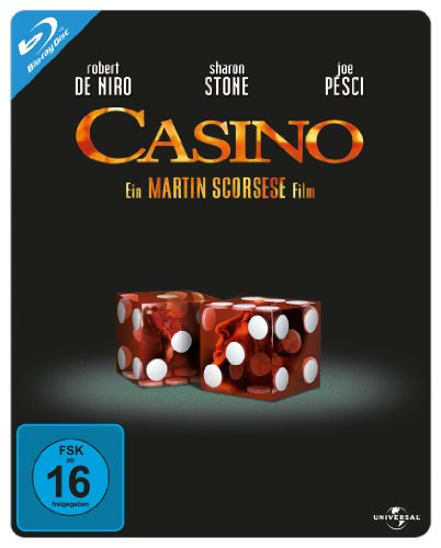 Casino - Steelbook [Blu-ray]