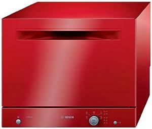 bosch sks50e01eu table top dishwasher free standing red. Black Bedroom Furniture Sets. Home Design Ideas