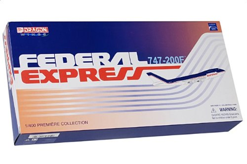 1:400 ドラゴンモデルズ 55832 ダイキャスト モデル Federal エクスプレス N601FE N631FE 2-Piece Set【並行輸入品】