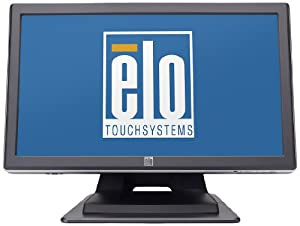 Elotouch E706956 47 cm (18,5 Zoll) Touch-Monitor (LCD, VGA, 5ms Reaktionszeit) schwarz
