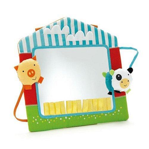 Skip Hop Funky Farmyard Activity Mirror