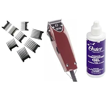 Oster's Whisper-Quiet pivot motor is 2x more powerful than a magnetic motor clipper. Optional blade sets are #76913-506 and #76913-536 which can be purchased separately. thank you