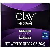 Olay Age Defying Anti-Wrinkle Night Cream 2 Oz