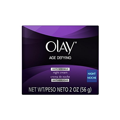 Olay Age Defying Anti-Wrinkle Night Face Cream 2 Oz (Wrinkle Cream Olay compare prices)