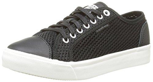 G-Star Raw MAGG LO Sneaker, Donna, Nero (raven-976), 39 EU