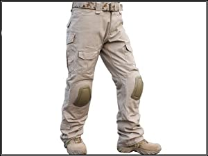 Men Military Tactical Series Airsoft Paintball Hunting Trouser Combat BDU Gen2 Pants... by EMERSON Uniform