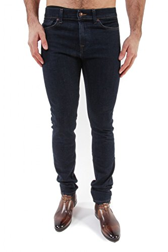 7-for-all-mankind-ronnie-jeans-uomo-bleu-brut-38