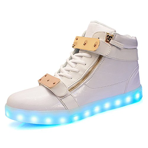 CIOR-Men-Women-High-Top-7-Colors-Led-Sneakers-Light-Up-Flashing-Shoes