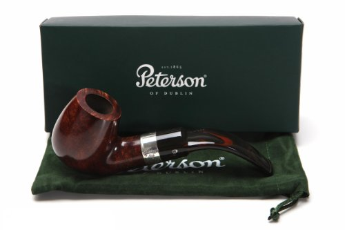 Peterson Harp XL 90 Tobacco Pipe Fishtail