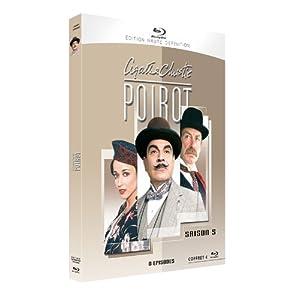 Agatha Christie : Poirot - Saison 5 [Blu-ray]