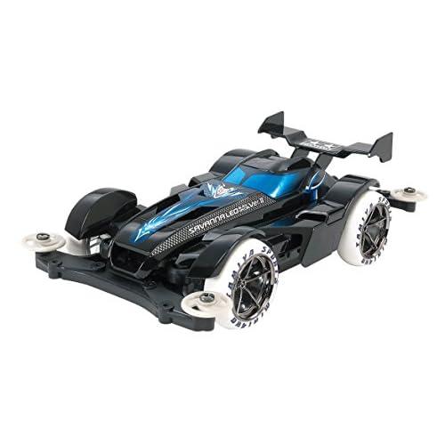 ミニ四駆限定シリーズ サバンナ レオ ブラックスペシャル バージョンII 94728