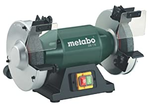 Metabo 619175000 DS 175 Ponceuse stationnaire double (Import Allemagne